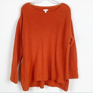 J. Jill Wool Blend Sweater